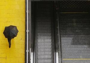 В Брюсселе в метро появился музыкальный эскалатор