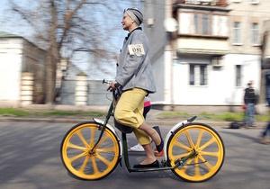 5 октября в Киеве и Одессе состоится велопробег в стиле ретро