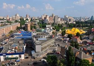 В Киеве возле метро Лукьяновская из-за строительства нового ТРЦ уберут трамвайные пути