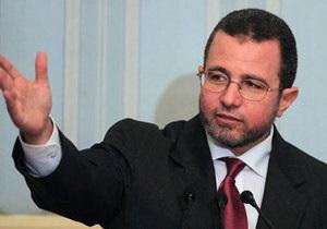 Египет - Экс-премьер Египта приговорен к тюремному заключению