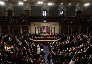 Сенат США отказался принимать бюджетный закон с поправками республиканцев