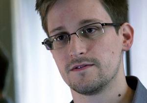 Экс-сотрудник ЦРУ Эдвард Сноуден претендует на премию Сахарова