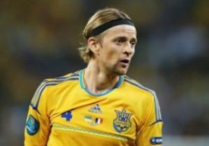 Тимощук: Даже при пустых трибунах мы обязаны добиться выхода на Чемпионат мира