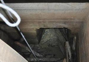 Закарпатье - Словакия - тоннель - контрабанда - Подозреваемые в строительстве контрабандного тоннеля в Словакию осуждены условно