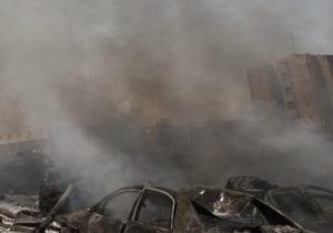Посольство Китая в Дамаске в Сирии подверглось минометному обстрелу