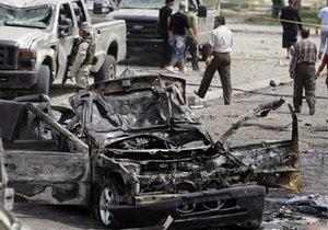 Серия терактов в Ираке: за сутки более 70-ти погибших