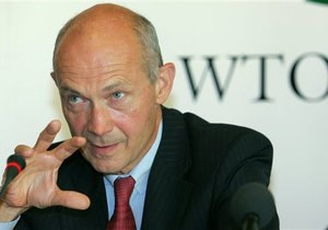 Не  плохой парень . Экс-глава ВТО указал на путь к экономическому успеху Украины - паскаль лами
