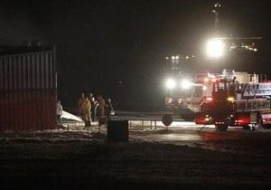 В США разбился легкомоторный самолет, выживших нет - CNN