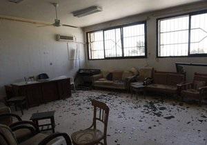 Возросло число погибших при авианалете на школу в Сирии