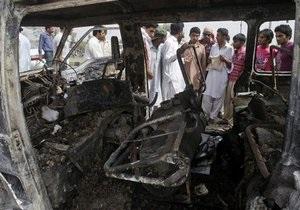Новости Пакистана: В Пакистане спустя неделю после взрыва у православной церкви совершен новый теракт