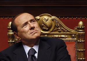 Сильвио Берлускони празднует свой 77-й день рождения