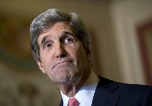 Новости Сирии - Новости США - Химоружие - ООН - Керри надеется, что голосование в СБ ООН по Сирии состоится сегодня