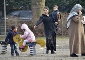 В Берлине мигранты пожаловались в суд на засилье мигрантов