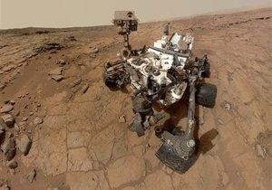 Новости науки - Кьюриосити - Марс: Ученые подвели первые итоги миссии Кьюриосити на Марсе