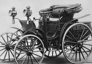 Немецкому такси исполнилось 120 лет