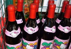 В Азии выпустили фруктовое пиво Hello Kitty для женщин