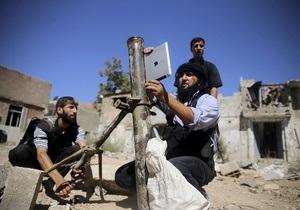 The Washington Post: Большая часть отравляющих веществ в расположении Сирии - компоненты для химоружия