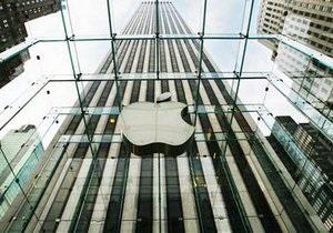 Власти США наградили Apple за  зеленые  технологии