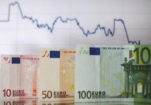 Еврозона побила исторический рекорд по торможению кредитования - кризис евро - кредиты в ес