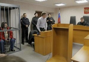 Суд у РФ на два місяці заарештував капітана Arctic Sunrise та інших активістів Greenpeace