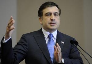 Саакашвили - Грузия - Украина Россия - Саакашвили в ООН рассказал, как Россия атакует Украину