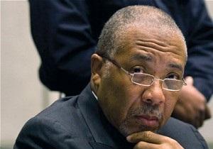 ООН - Трибунал ООН отклонил апелляцию экс-президента Либерии