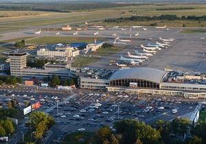 Открытый Януковичем терминал в Борисполе не закроют, а перепрофилируют