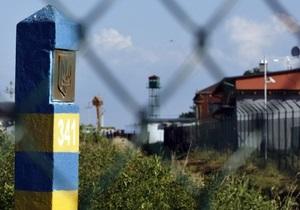 Противочумные меры на границе: Украина дезинфицирует на въезде