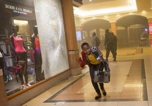 Расследование теракта в Кении: Боевики заранее арендовали магазин в здании ТЦ