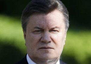 Янукович - Украина ЕС - соглашение об ассоциации - Янукович рапортует о начале подготовки законодательной базы имплементации соглашения с ЕС