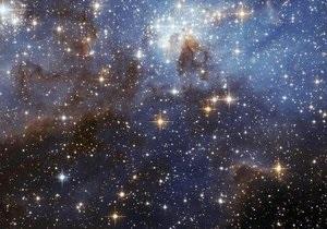 Новости науки - космос: Обнаружена галактика с рекордной плотностью звездного  населения