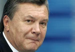 Янукович: Вопрос Тимошенко будет решен в течение месяца