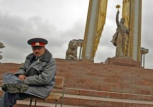 Накануне выборов. Власти Таджикистана заявили о поимке террористов, якобы планировавших взорвать Душанбе
