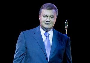 Янукович заявил, что вопрос Тимошенко будет решен в течение месяца