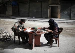 Сирийские исламисты отказались признать Национальную коалицию и призвали к шариату