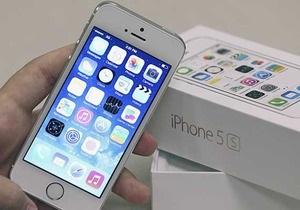 iphone 5s - новий айфон - ціна на айфон - Аналітики підрахували реальну собівартість нового iPhone