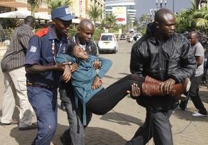 Президент Кении: Число жертв теракта составило 67 человек
