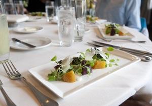 Культура питания. Ресторанный и застольный этикет в странах Европы