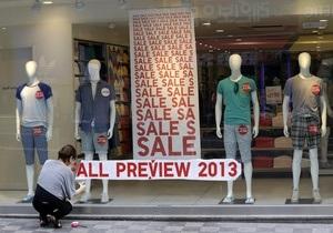 Мужчины не намного меньше женщин любят распродажи - опрос