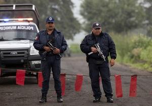 Полиция продолжает расследование дела о массовом похищении и убийстве посетителей бара в Мехико