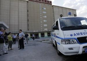 В Китае двое детей погибли в барабане стиральной машины