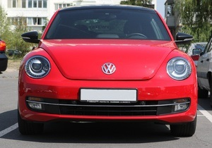 Тест-драйв VW Beetle