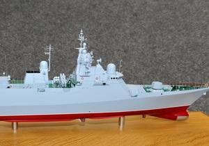 Укрспецэкспорт показал ранее засекреченный макет первого украинского корвета - проект 58250 - флот украины