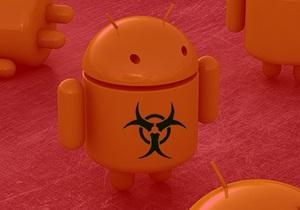 На просторах СНД виявили найбільшу світову мережу заражених Android-смартфонів - віруси під андроїд