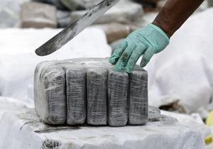 В Париже изъята крупнейшая партия кокаина из Венесуэлы