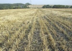 Китай скупает землю в Украине