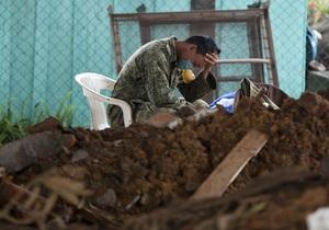 Наркомафия предоставила помощь пострадавшим от урагана жителям Мексики