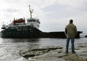 Новости Крыма: Севастопольские экологи требуют запретить добычу песка в Черном море