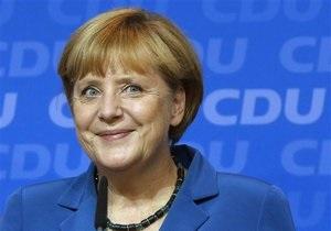 Выборы в Германии: Опубликованы первые результаты выборов в Германии: партия Меркель побеждает в двух землях