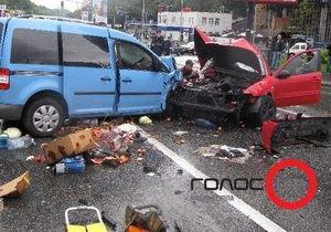 Новости Киева: В Киеве механик разбился на смерть на машине клиента